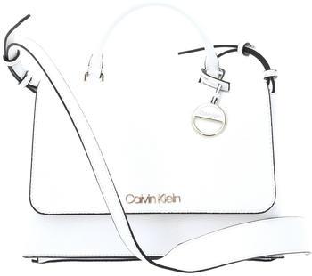 Calvin Klein Sided Top Handle white (K60K60-6267)