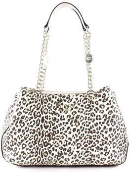 Guess Lorenna Girlfriend Satchel leopard