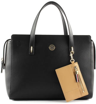 Tommy Hilfiger Charming Tommy Satchel black (AW0AW08159)