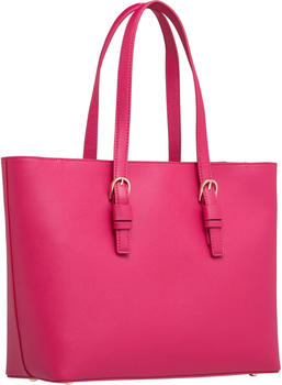 Tommy Hilfiger TH Classic Monogram Tote (AW0AW07668) bright jewel