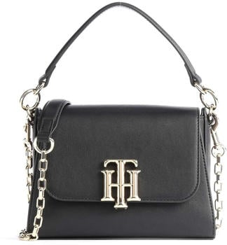 tommy-hilfiger-small-monogram-lock-satchel-black