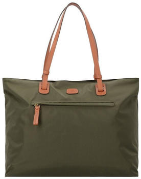 Bric's Milano X-Bag Women's Business Tote Bag olive