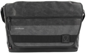 Strellson Finchley Messenger LHF 1 Dark Grey