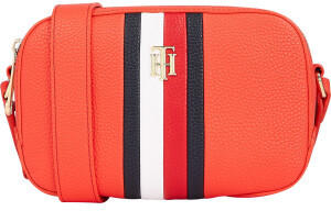 Tommy Hilfiger TH Essence Signature Camera Bag (AW0AW10229) red
