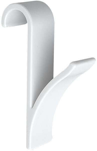 Wenko Haken für Handtuchheizkörper weiß 2er Set (4468160100)