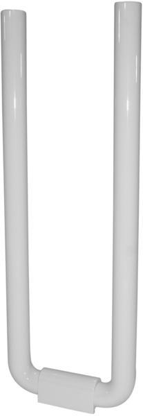 Hewi Serie 477 Handtuchhalter reinweiß (477.09.100 99)