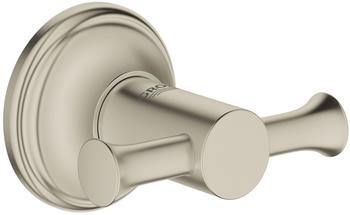 GROHE Essentials Authentic Bademantelhaken nickel gebürstet (40656EN1)