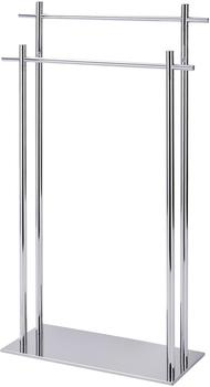 Wenko Handtuchbutler Kyoto Handtuchständer Stahl chrom 19,5x51x84cm (22095100)