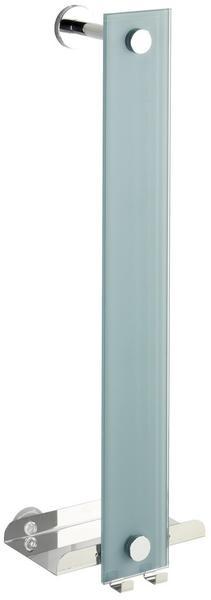 Wenko Edelstahl 18x13x58cm chrom (22345100)