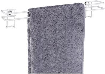 Wenko Classic Plus in Stahl weiß 45x8,5x7,5cm (22810100)