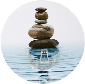 Wenko Static-Loc Wandhaken Uno Meditation 8,5x2x8,5cm mehrfarbig (20942100)