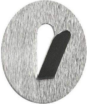 Spirella Klebehaken Punzo rund edelstahl (10.13934)