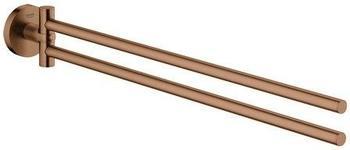 GROHE Essentials Handtuchhalter warm sunset gebürstet (40371DL1)
