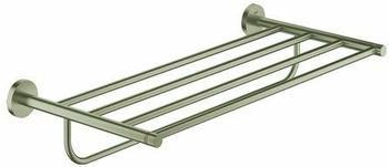 GROHE Essentials Multi-Badetuchhalter nickel gebürstet (40800EN1)