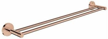 GROHE Essentials Doppel-Badetuchhalter warm sunset (40802DA1)