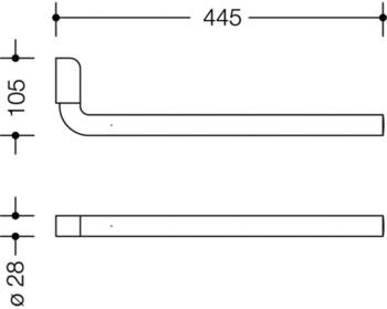 Hewi Serie 477 tiefschwarz (477.09.200 90)