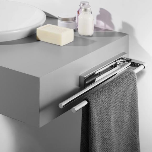Avenarius Handtuchhalter ausziehbar 570 mm 2-fach 9004301010