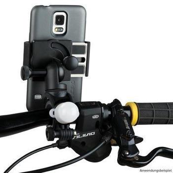 Joby GripTight Bike Mount PRO (Charcoal)