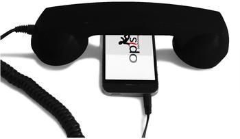 Opis Handyhörer 60s micro schwarz
