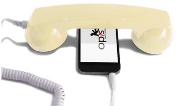 Opis Handyhörer 60s micro beige