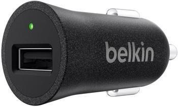 Belkin MIXIT Metallic Kfz-Ladegerät schwarz