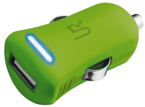 Urban Revolt USB KfZ-Ladegerät 1A lime