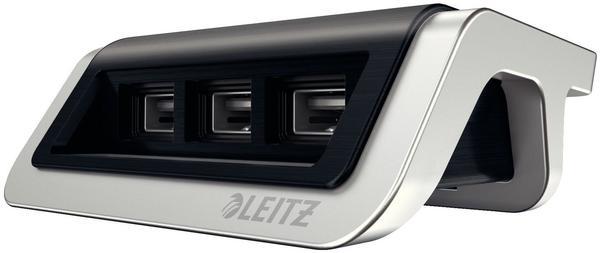 Leitz Style 3x USB Ladegerät schwarz
