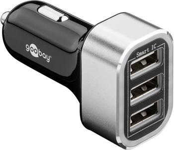 Goobay Triple USB-Autoladegerät 5,5A
