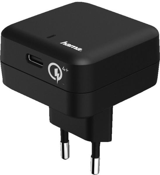 Hama USB-C Ladegerät QC PD (00178273)