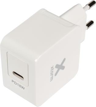 A-Solar AC Adapter USB-C PD (18W) + USB-C Kabel (CX030)
