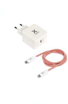 Xtorm USB Ladegerät USB-C PD (18 W) + Lightning Kabel