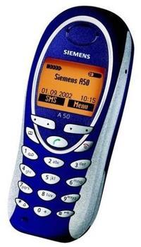 Siemens A50