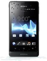 Sony Xperia GO (schwarz)