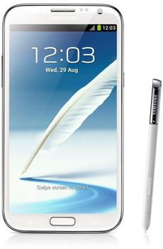 Samsung Galaxy Note 2 N7100 weiß