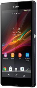 Testbericht Sony Xperia Z NFC LTE