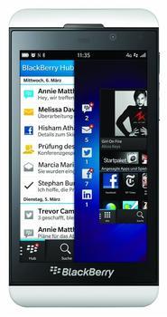 Testbericht BlackBerry Z10