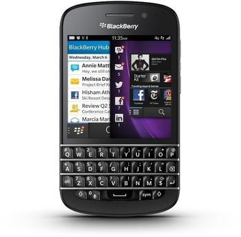 BlackBerry Q10 Nfc Lte
