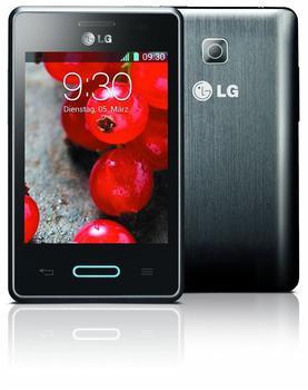 Testbericht LG E430 Optimus L3 II