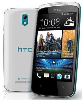 Testbericht HTC Desire 500 Nfc