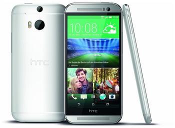 Testbericht HTC One M8 silber