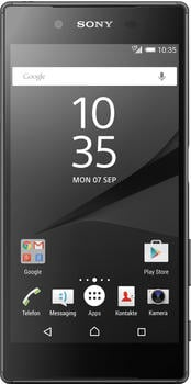 Sony Xperia Z5 32 GB Schwarz