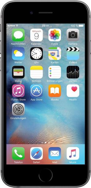 Apple iPhone 6s 128 GB spacegrau