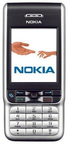 Nokia 3230 schwarz