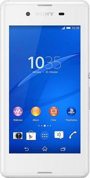 Sony Xperia E3 White