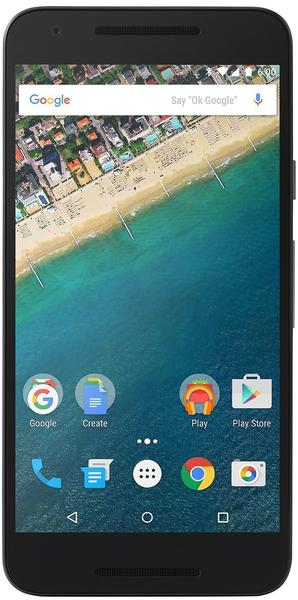LG Google Nexus 5X 32 GB Anthrazit
