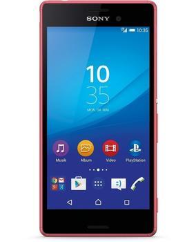 Sony Xperia M4 Aqua 8 GB Koralle