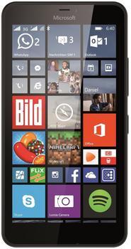 Microsoft Lumia 640 XL 3G Schwarz