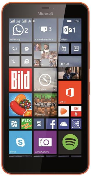 Microsoft Lumia 640 XL 3G Orange