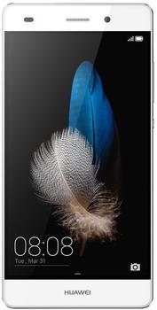 Huawei P8 Lite Dual weiß