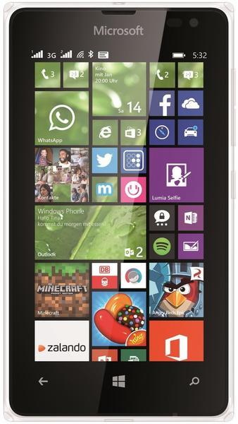 Microsoft Lumia 532 Weiss